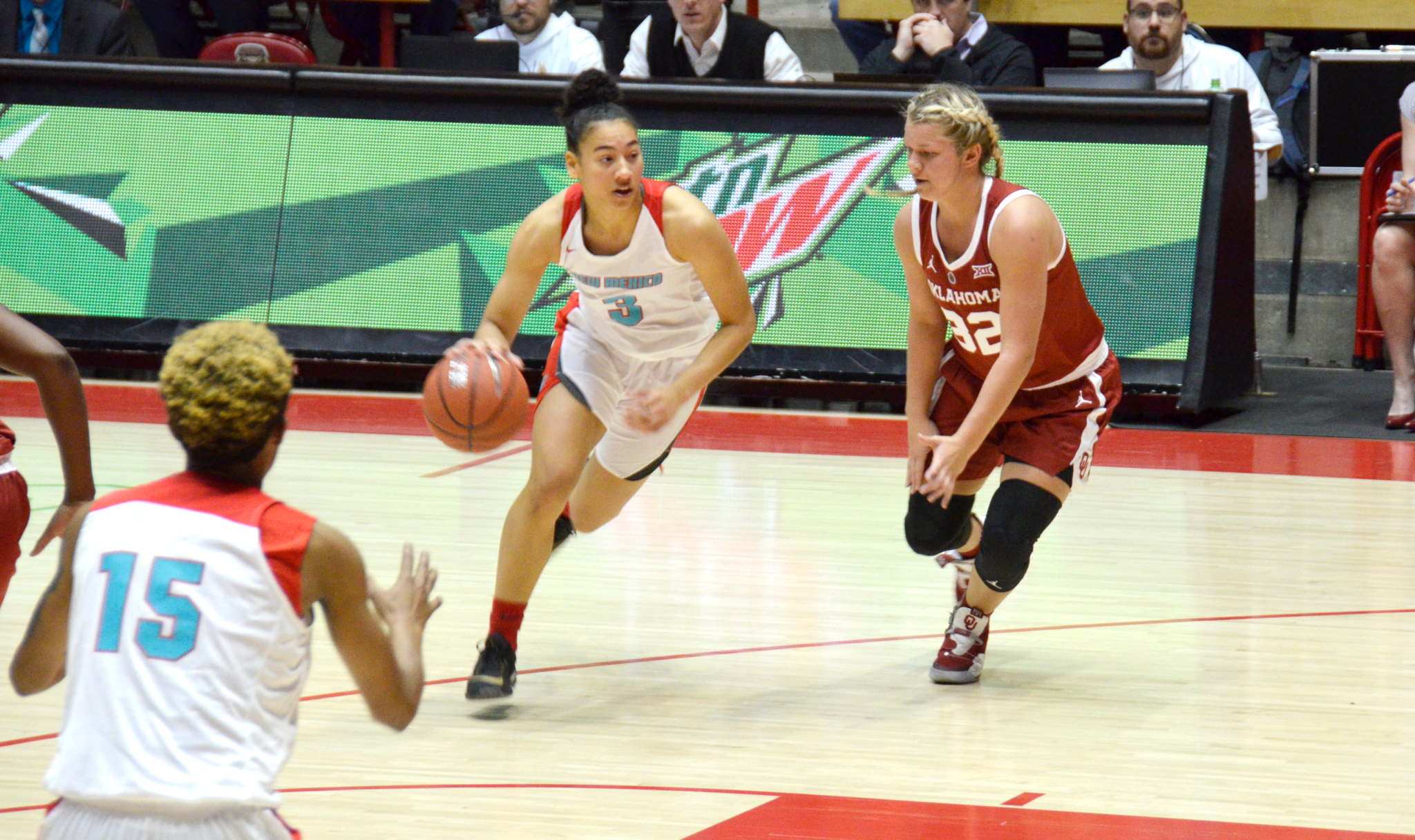 3 Pt Shooting Goes Frigid But Lobos Find A Different Way To Win