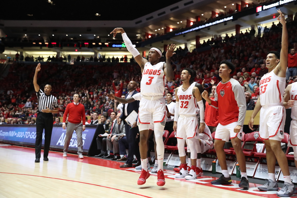 MBB: Lobos release 2019-20 schedule, getting ready for the season