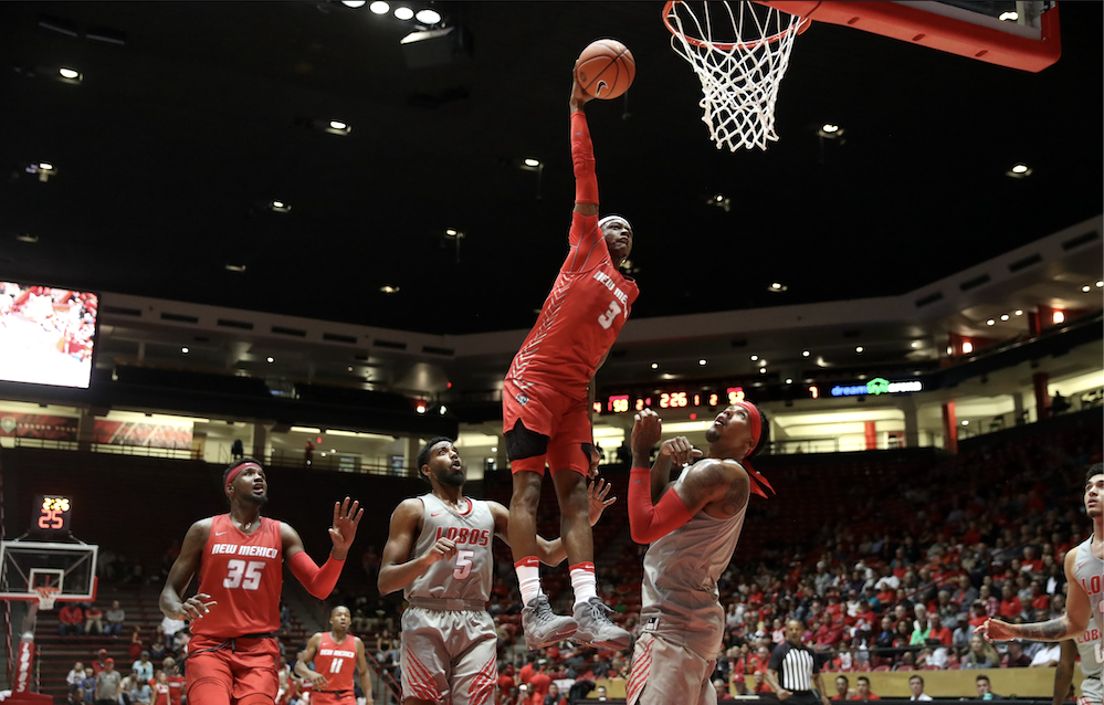 "MBB: Lobos described as ""under the radar"""