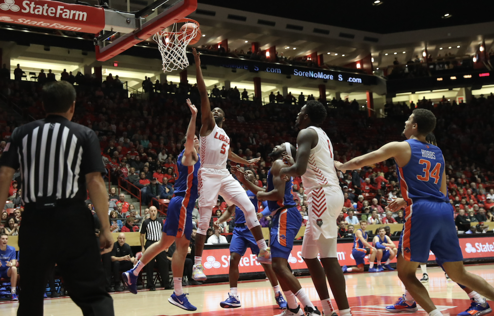 Boise State three pointers not enough to hold off New Mexico