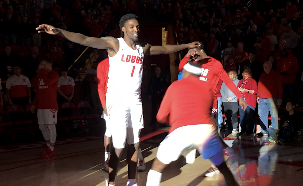 New Mexico gets a win over UC Davis during last game of 2019