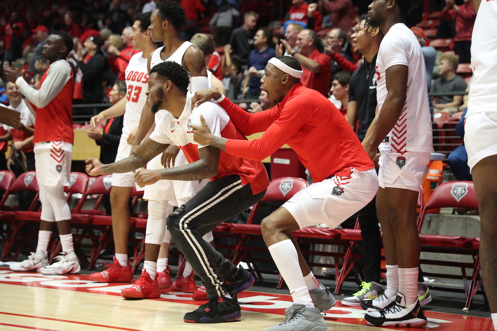 New Mexico hosts undefeated San Diego State