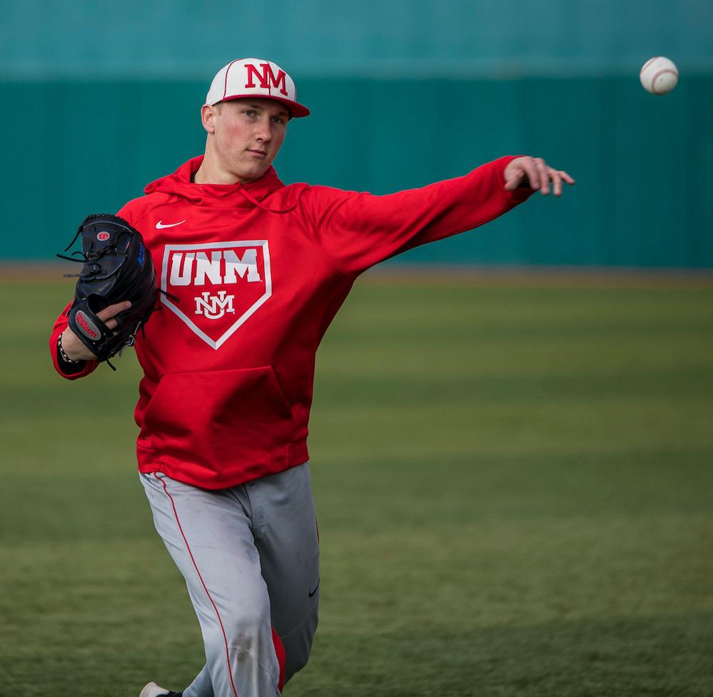 New Mexico baseball ready to start 2020 season