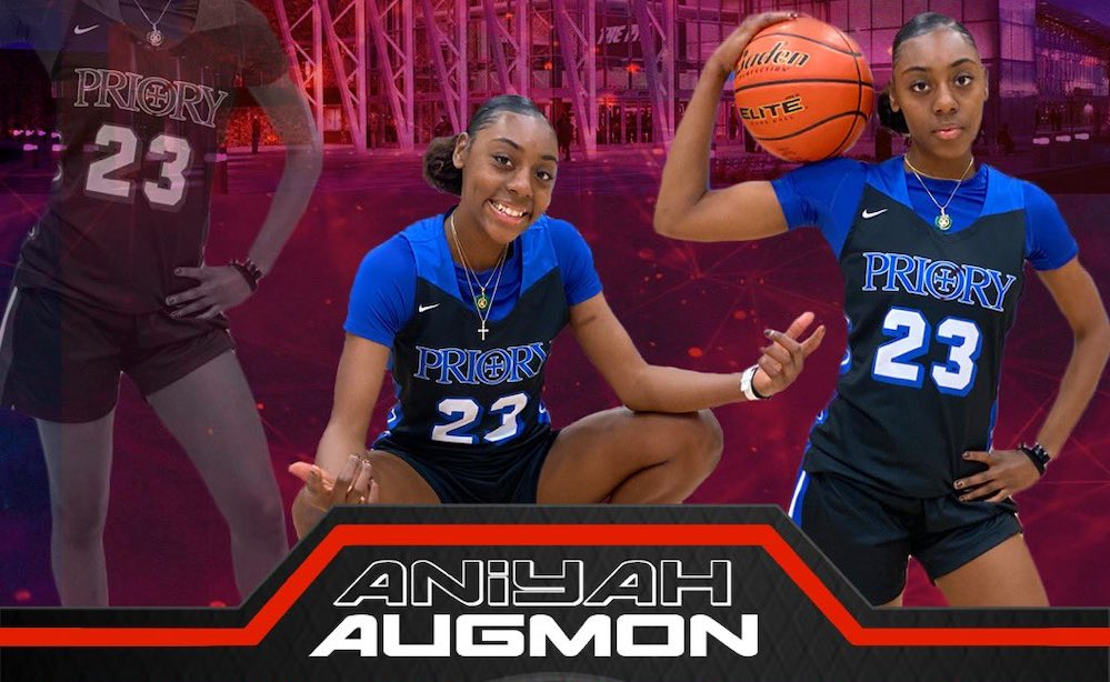 Aniyah Augmon commits to New Mexico