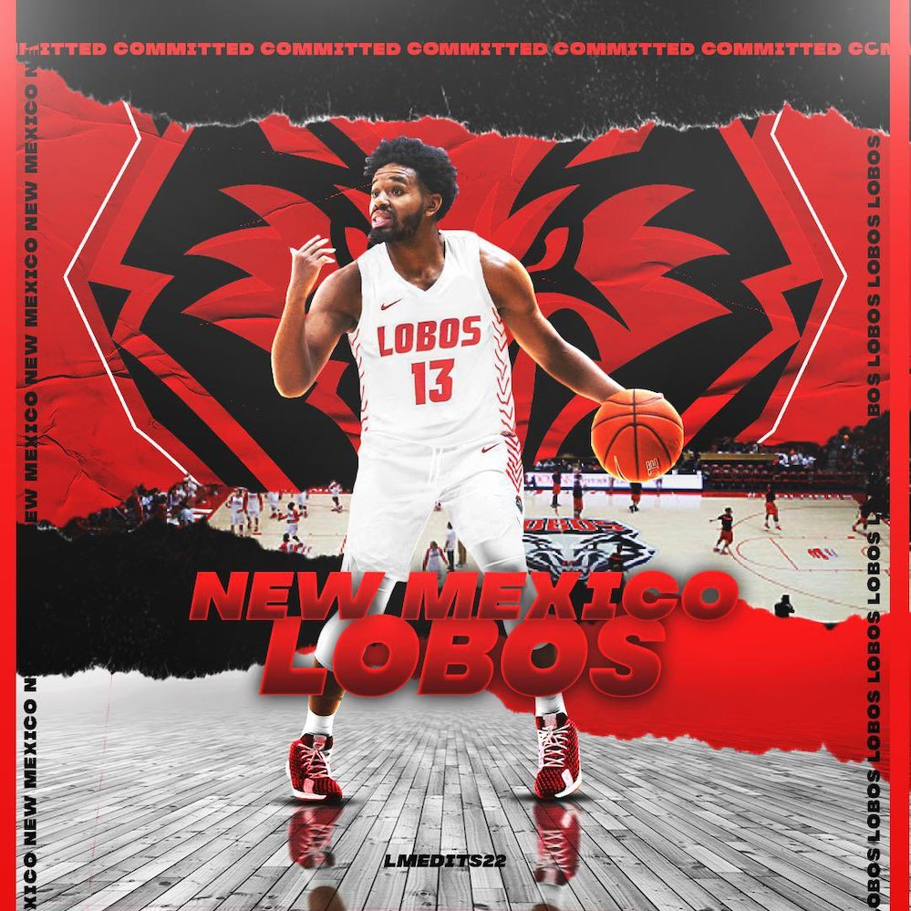 North Carolina transfer Jeremiah Francis commits to New Mexico
