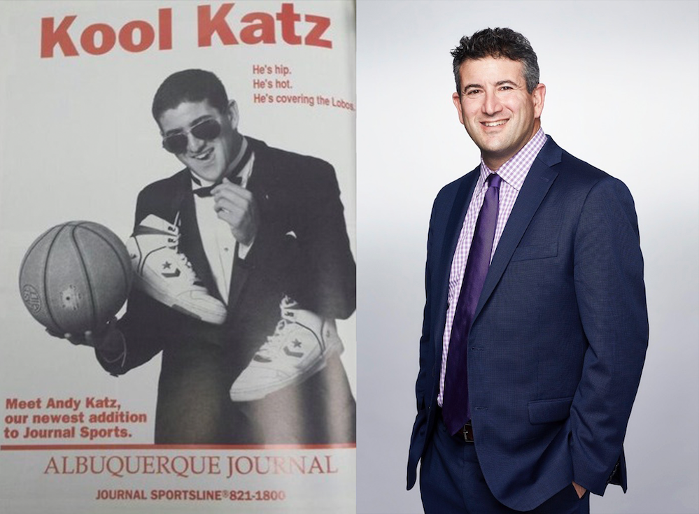 Andy Katz: From Albuquerque to the national stage