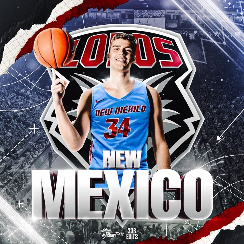 Samford transfer Logan Padgett commits to New Mexico
