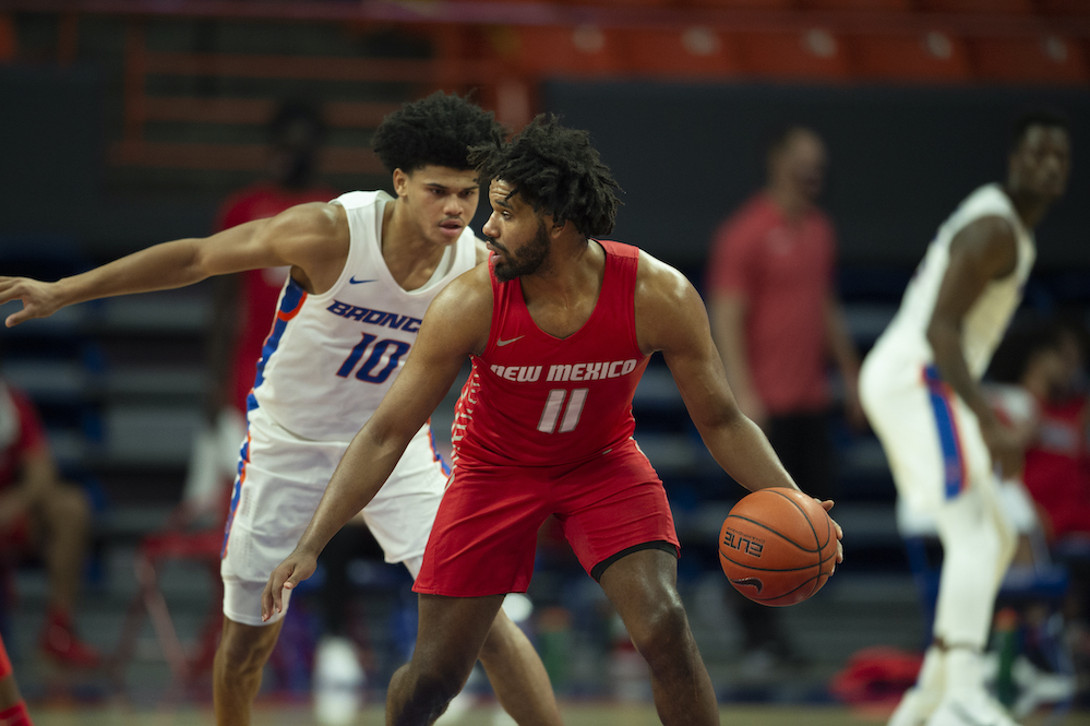 New Mexico opens MW conference play with loss against Boise State