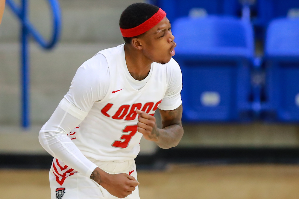 New Mexico senior Keith McGee opts out of 2020-21 season
