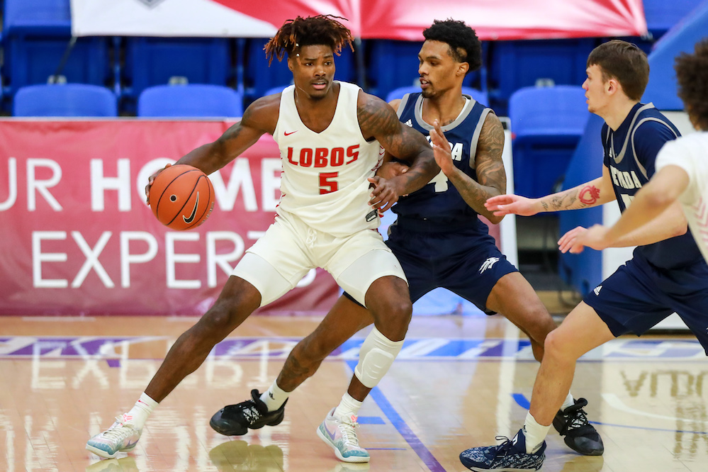 Lobos improve, still get swept by Nevada Wolf Pack