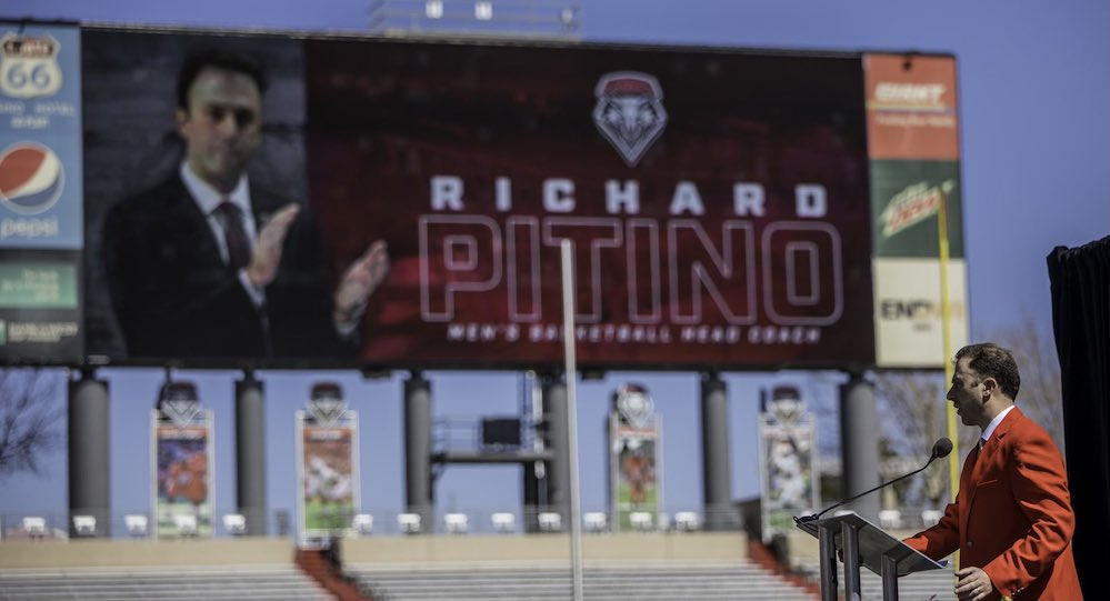 April 2nd Press Conference with Coach Pitino